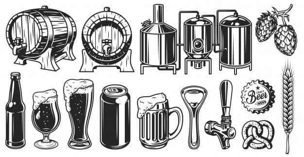 Jenis-jenis minuman keras