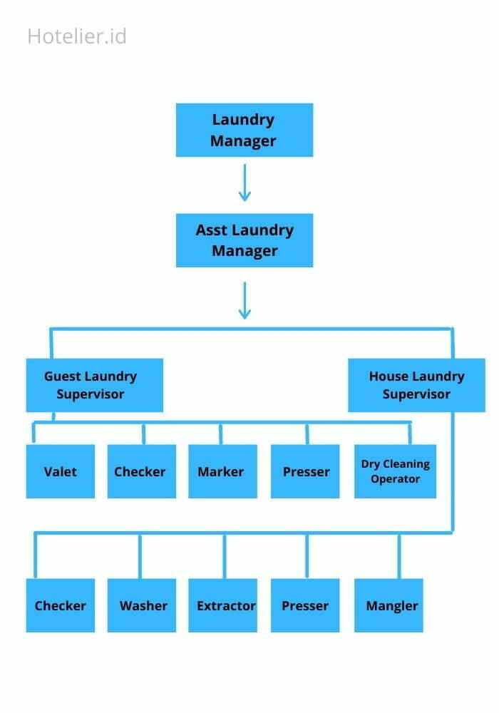 Laundry Section