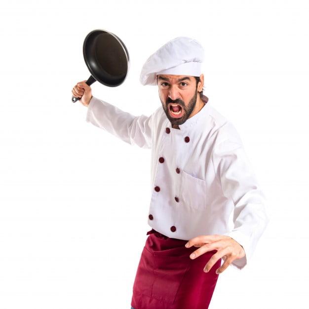 tugas chef