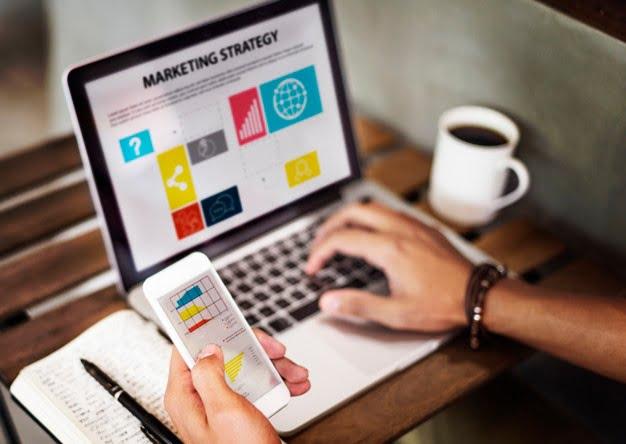 hotel online strategi